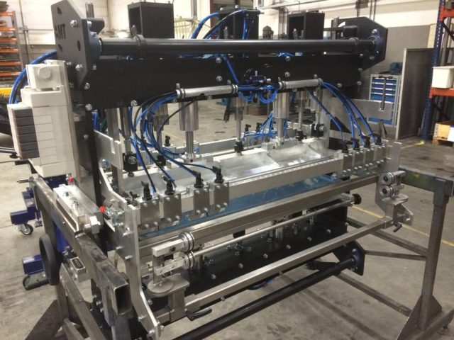 Machinebouw - Cross seal unit | amtgroup.nl