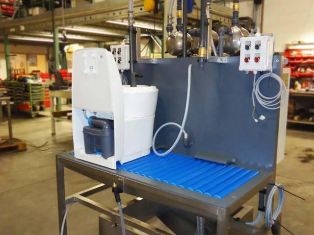 Machinebouw - Dompeltester | amtgroup.nl