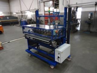 Machinebouw - Folie cutting machine | amtgroup.nl