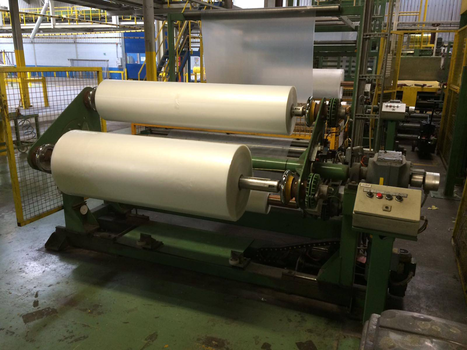 Machinebouw - Folie jukken   amtgroup.nl