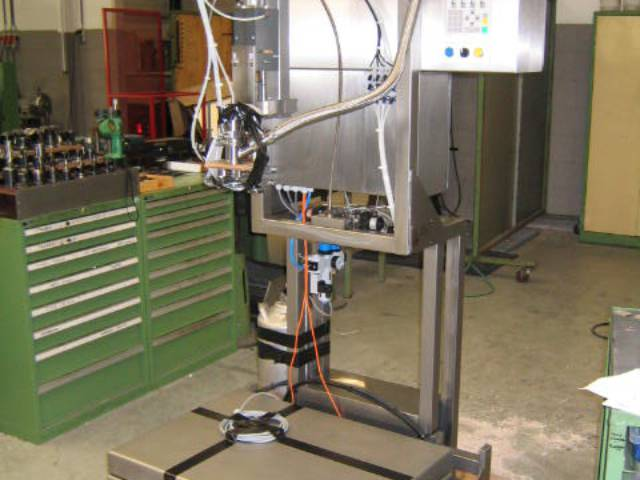 Machinebouw - Siroopafvulmachines | amtgroup.nl