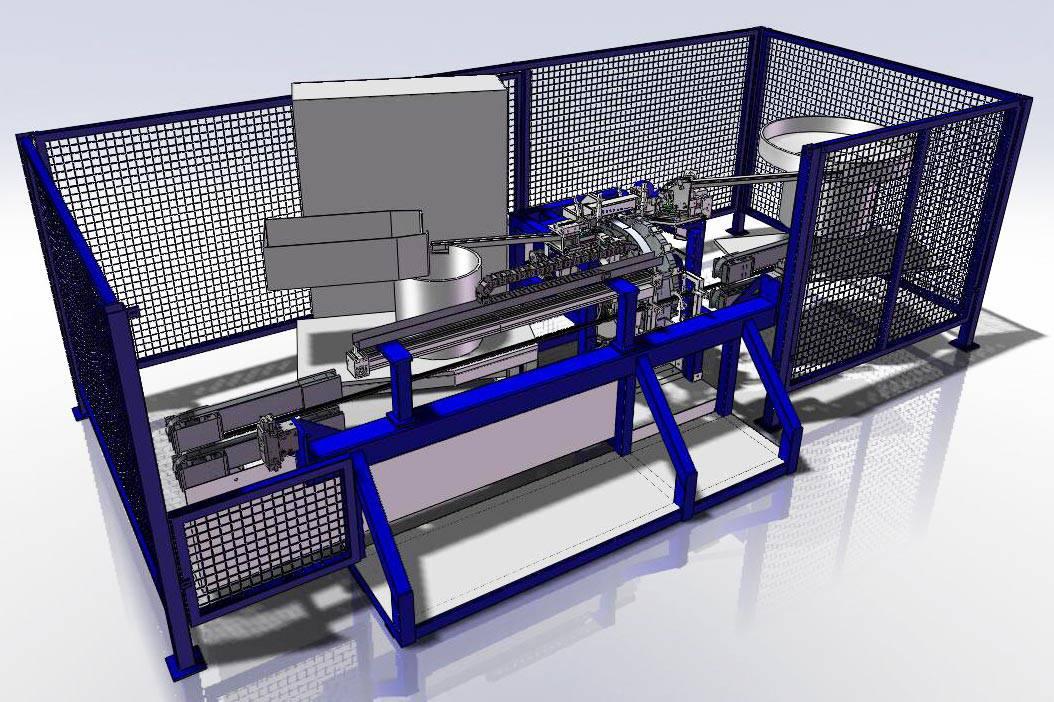 Slangassemblage machinebouw