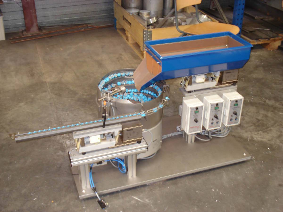 Machinebouw - trilvullers | amtgroup.nl