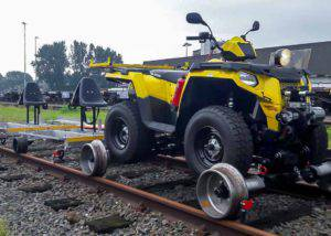 Railroad ATV