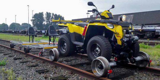 Railroad ATV