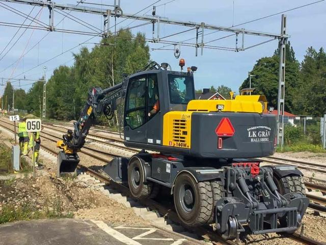 Rail Road krollen