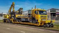 Railtrailer SEFA modulair
