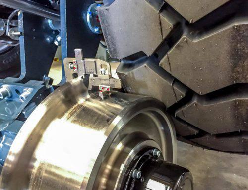 Rail wheels, parts and reprofiling