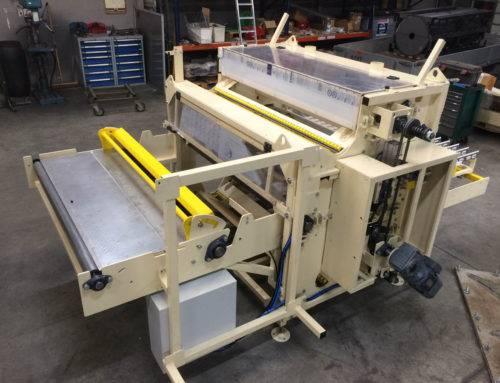SMC cutting machine