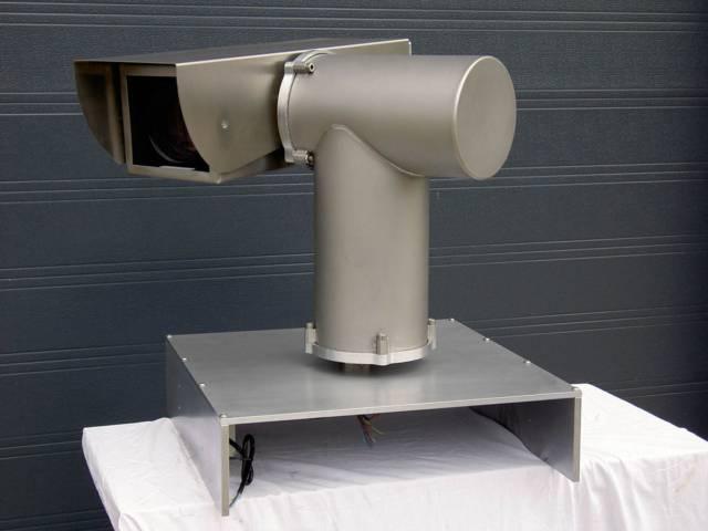 Machinebouw - Camera behuizing | amtgroup.nl