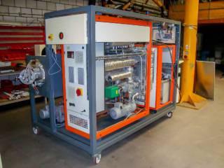 Machinebouw - Warmte wissel installatie | amtgroup.nl