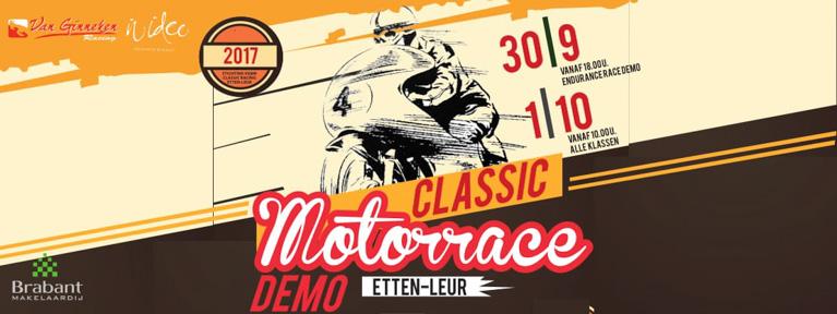 Classic Motorrace Etten-Leur 2017