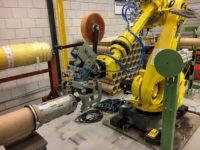 Productieautomatisering met robots