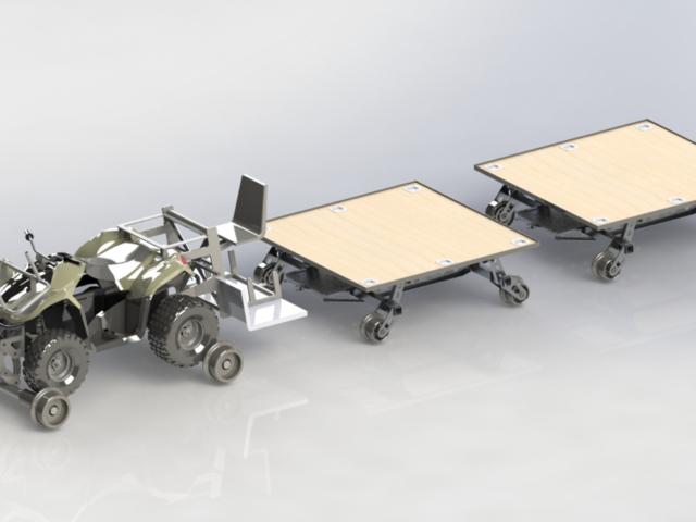 Rail road ATV