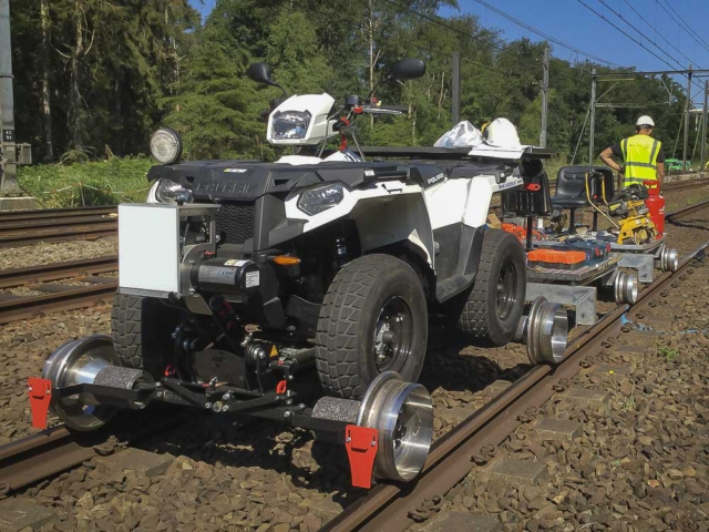 Rail Road Quad