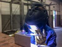 RVS Welding metal engineering