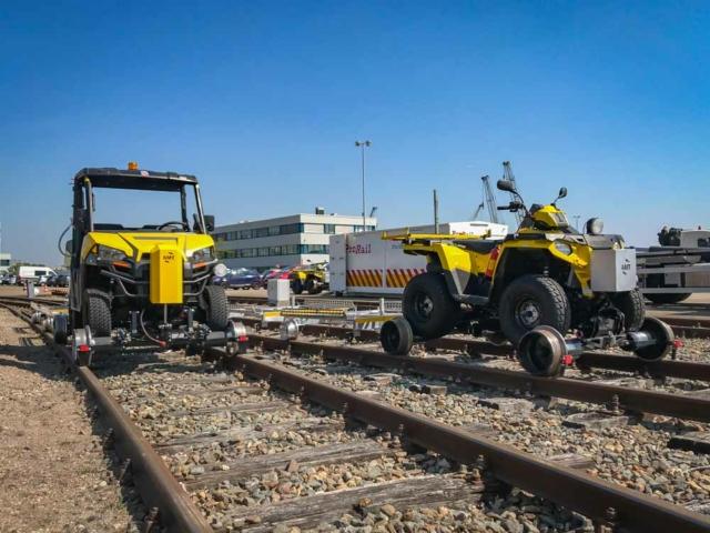 UTV Rail AMT