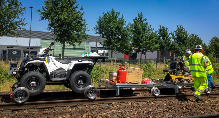 Rail Road ATV