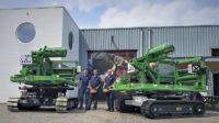Rinnenformer 2018 - Maschinenbau