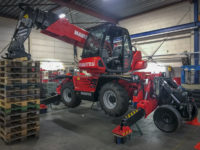 Manitou 1840 Easy Rail