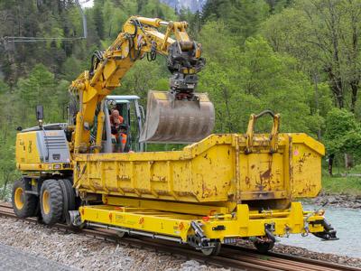 Railtrailer