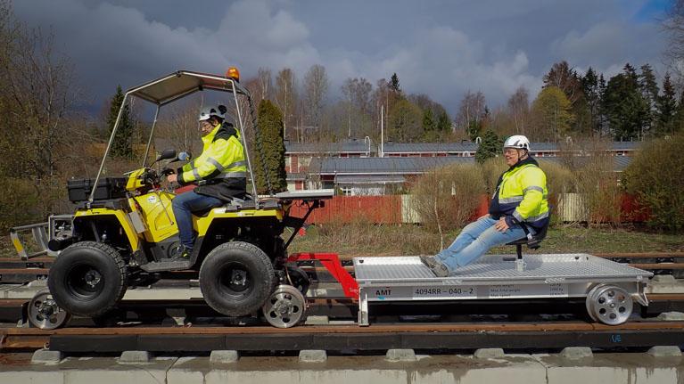 Rail Road Quad Helsinki