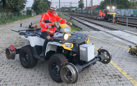 AMT Rail ATV
