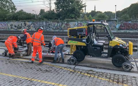 AMT Rail ATV