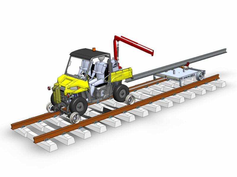 Rail Road Quad/ATV