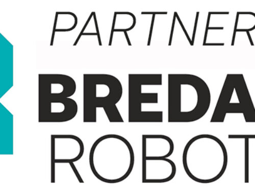 We are proud partner of Breda Robotics